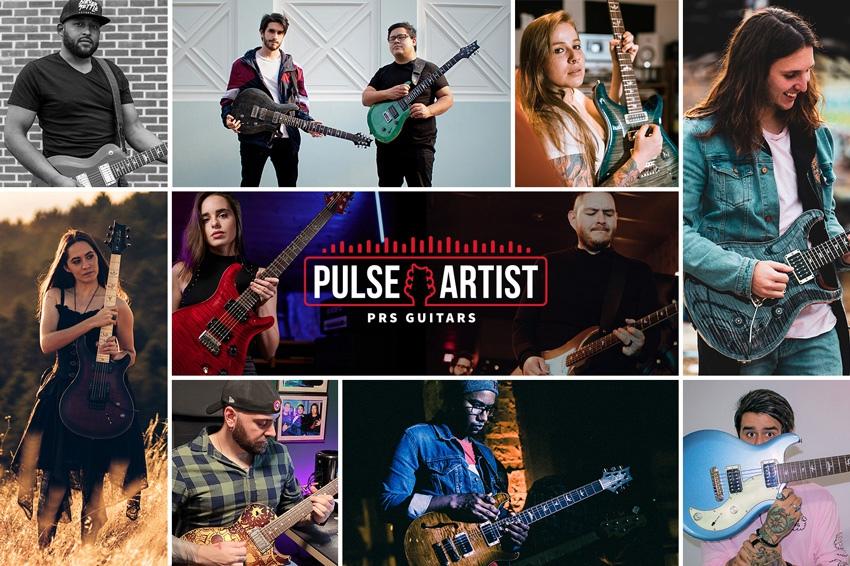 Pulse Artist Collage 850