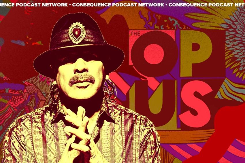 The Opus Carlos Santana 850