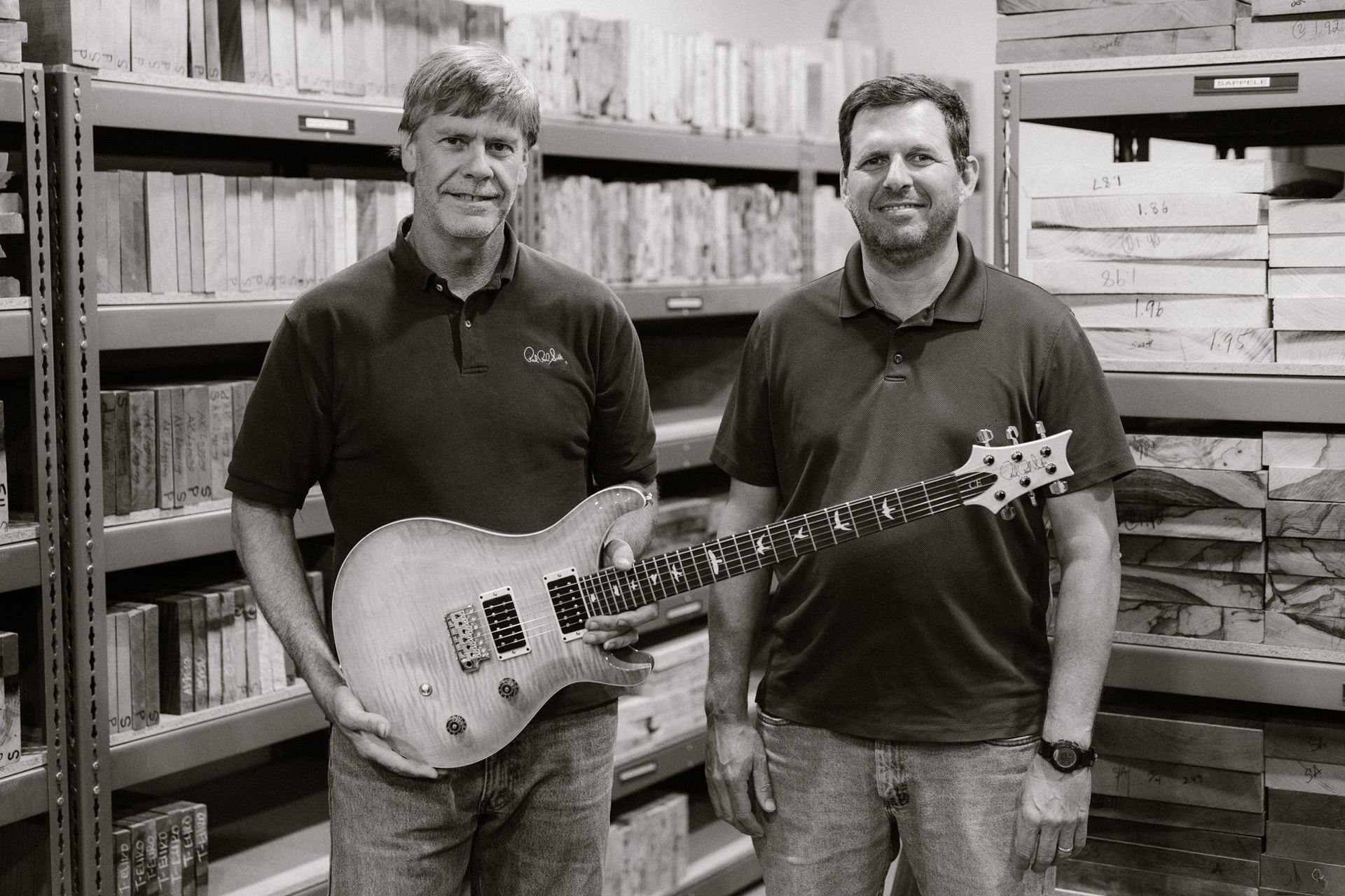 Jack Higginbotham and Rob Carhart