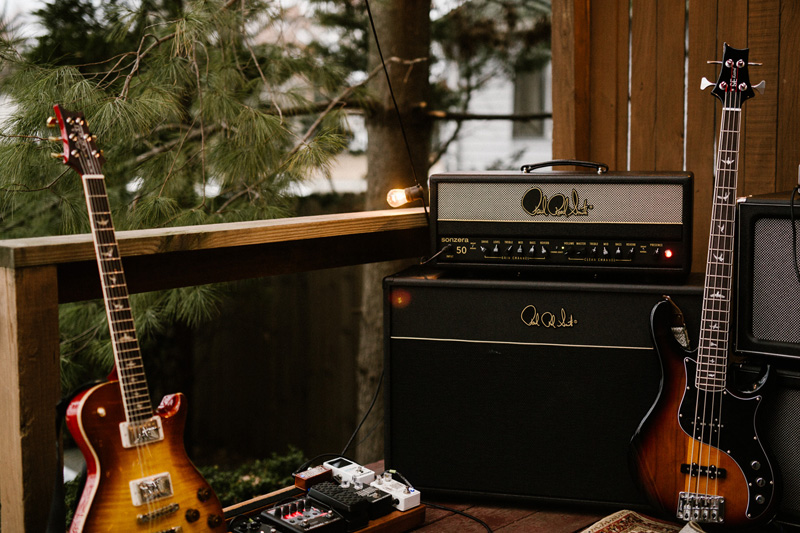 Prs Guitars Amp Buying Tips Choosing The Right Amp For You