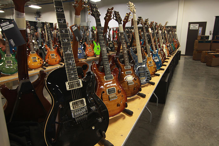 Experience Guitars