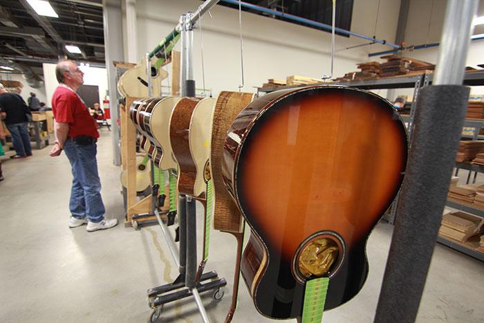Burst on an Acoustic