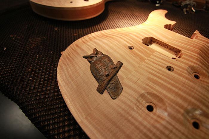 Owl Body Carve