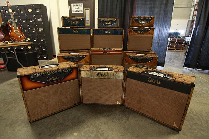 PRS Amplifiers