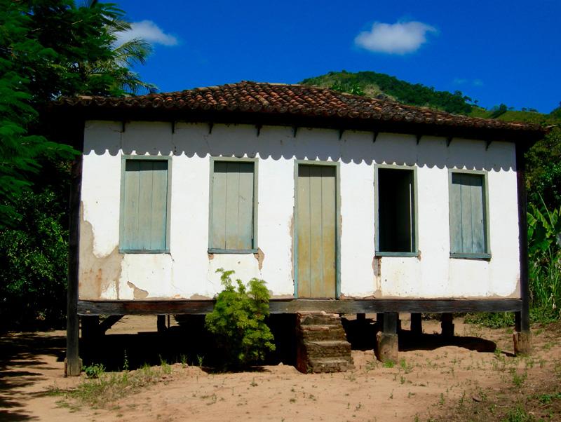 Old Brazilian Building