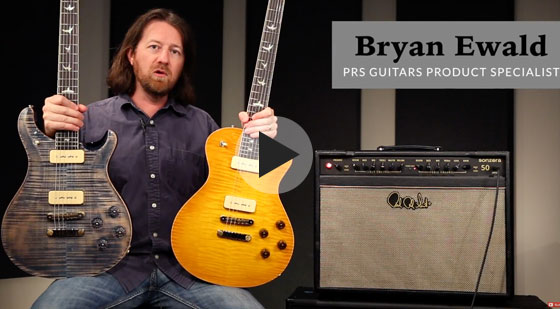 McCarty 594 Soapbar Video with Bryan Ewald