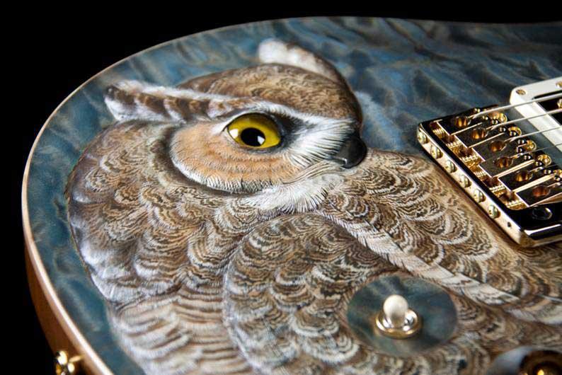 2926 Great Horned Owl