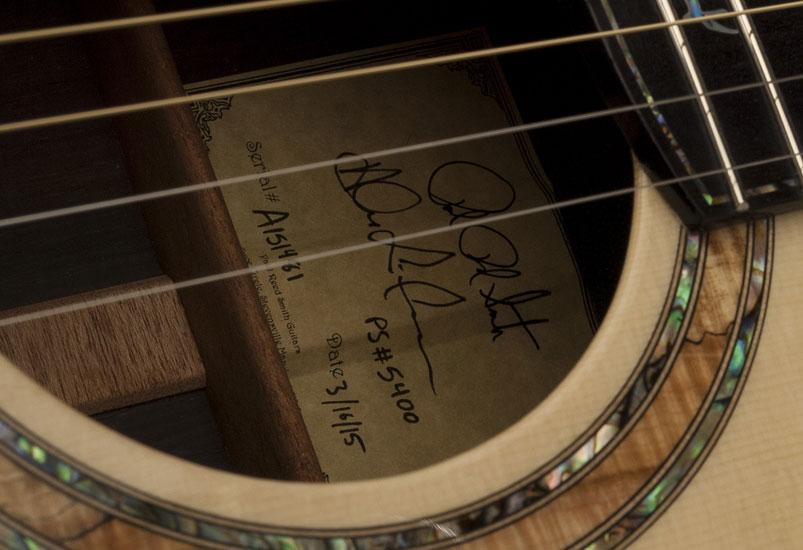 5400 Alex Lifeson Signature
