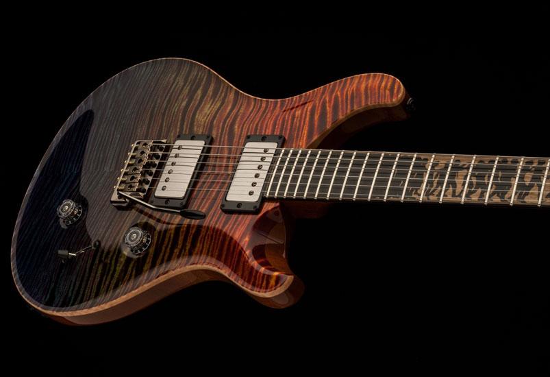 Brian's Guitars Custom 24 Walking Zombie