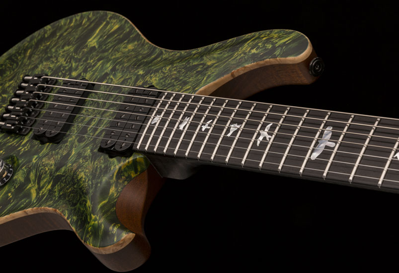Custom 24 7-String Multi-Scale