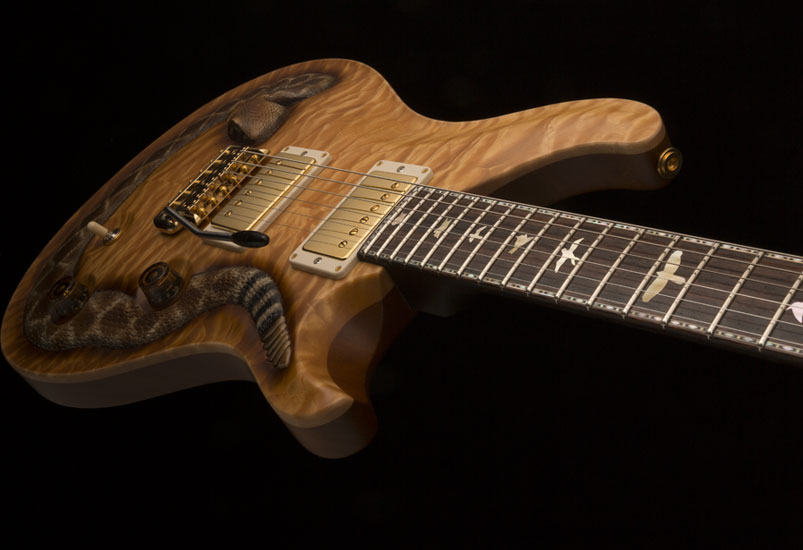 Wild West Guitars Custom 24