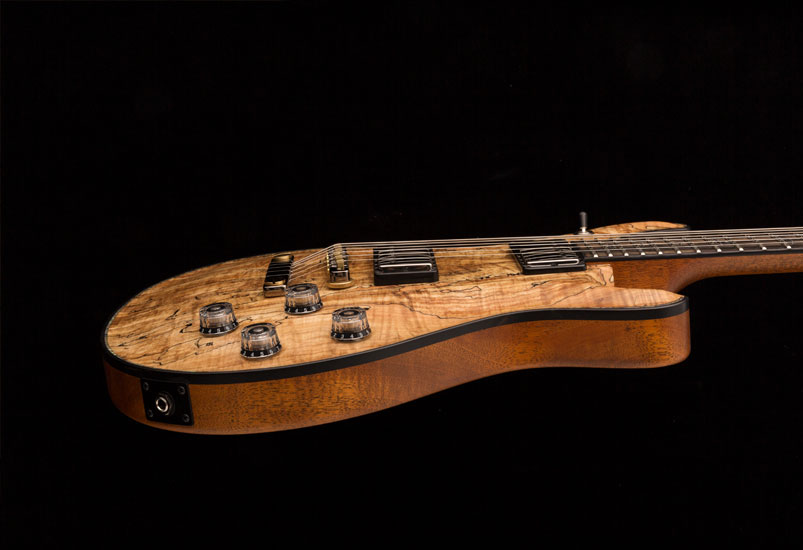 PS #7451 McCarty 594 Spalted Maple