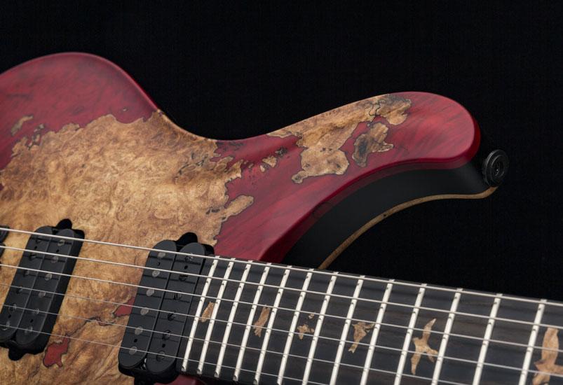 Ish Guitars Custom 24 Multi-Scale