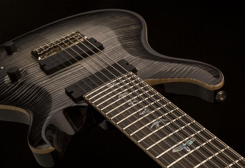 Guitar of the Month August 2016 - Custom 24 8 String