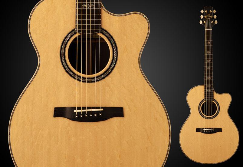 Collection Series II McManus/Simpson Angelus Acoustic