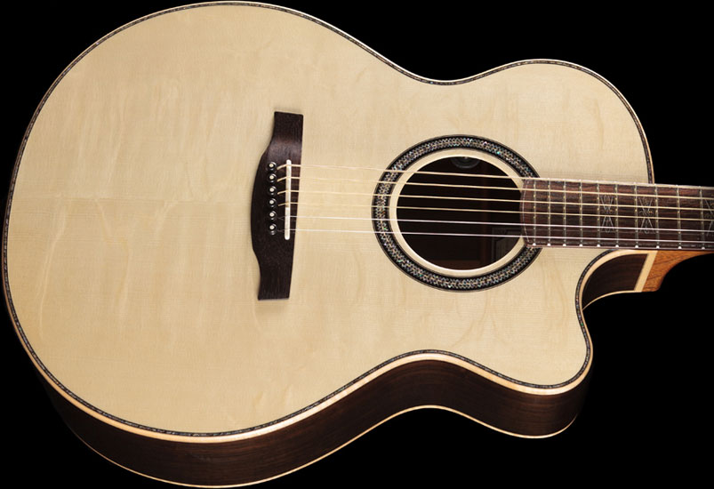 Collection Series VII Angelus Cutaway Acoustic