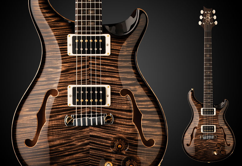 Collection Series III McCarty Semi-Hollow