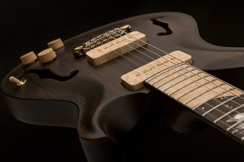 Guitar of the Month December 2016 - Hollowbody II