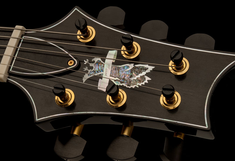 Guitar of the Month March 2016 - Maple Top Singlecut Archtop