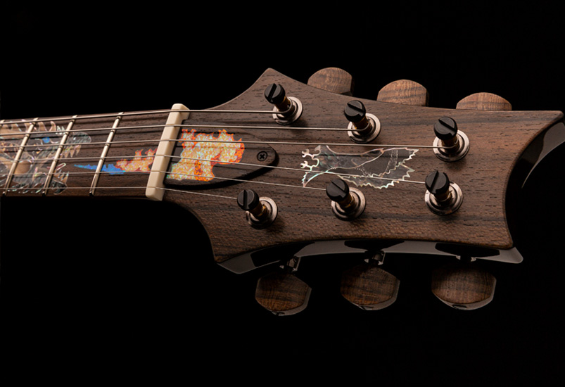 PRS Private Stock 35th Anniversary Dragon